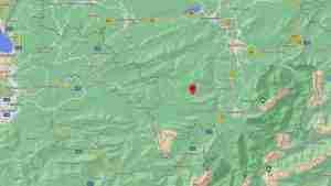 Riedberg Pass Map