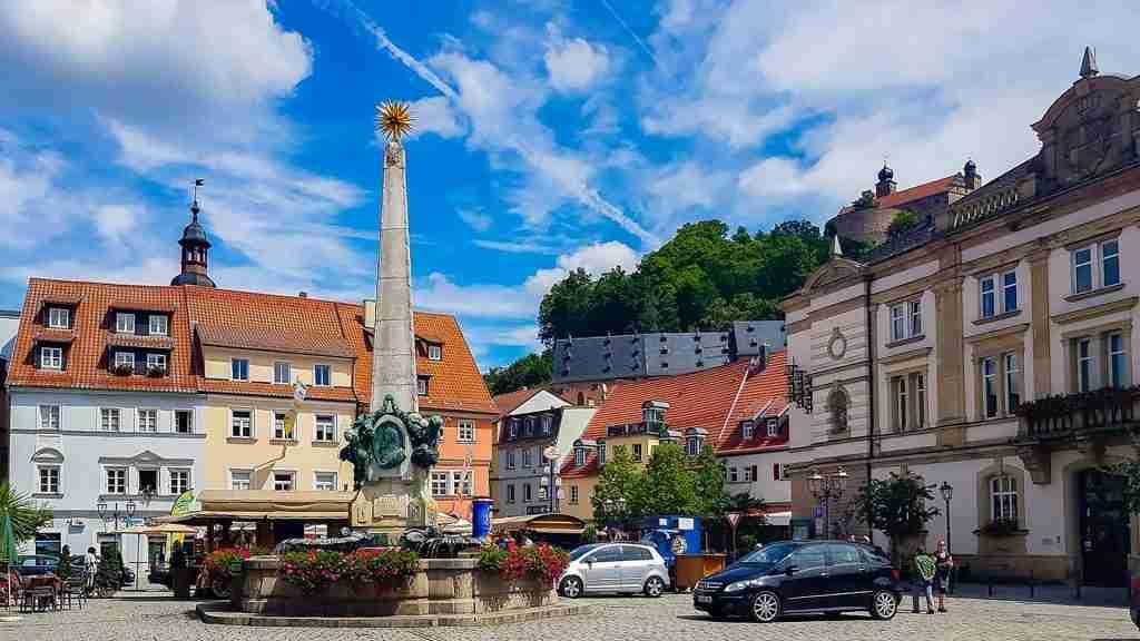 Kulmbach Market Square