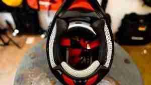 O'Neal Sierra II Helmet - Inside