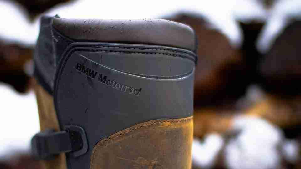 BMW VentureGrip GTX Boots