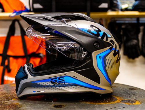BMW Trophy Helmet
