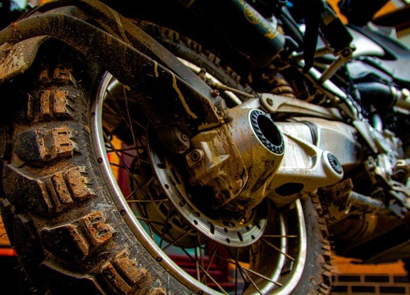 Mitas E07 50/50 Tire review
