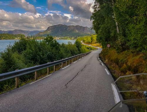 Winding Roads Norway
